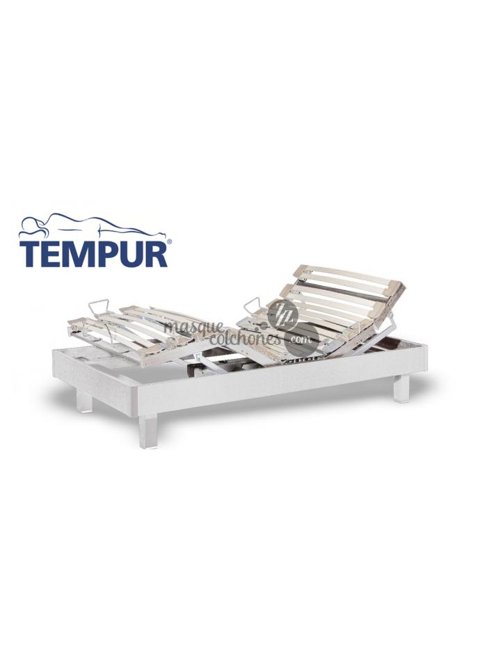 somier articulado cama articulada barato oferta tempur