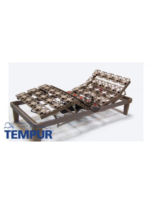 SOMIER TEMPUR MATIC 4 MOTORES